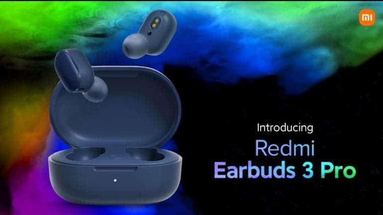 Redmi Earbuds 3 Pro Price In India