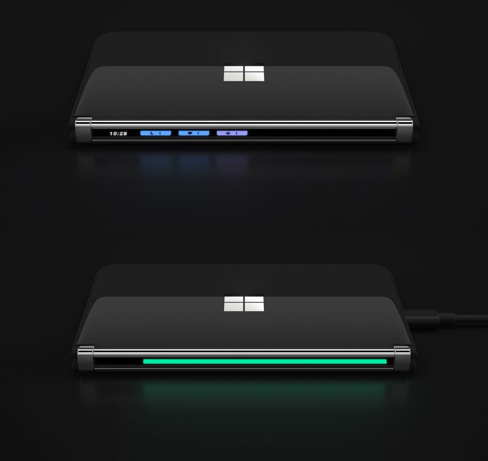 Surface Duo 2 Notifications